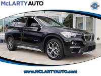 Certified 2018 BMW X1 sDrive28i Sdrive28I Sports Activity Vehicle in Little Rock/North Little Rock AR