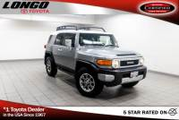 Certified Used 2012 Toyota FJ Cruiser 4WD Automatic in El Monte