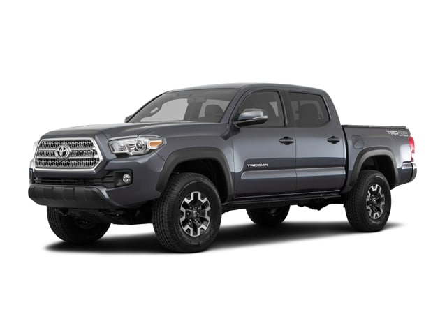 Photo Used 2017 Toyota Tacoma TRD Off Road TRD Off Road Double Cab 5 Bed V6 4x4 AT For Sale in Seneca, SC