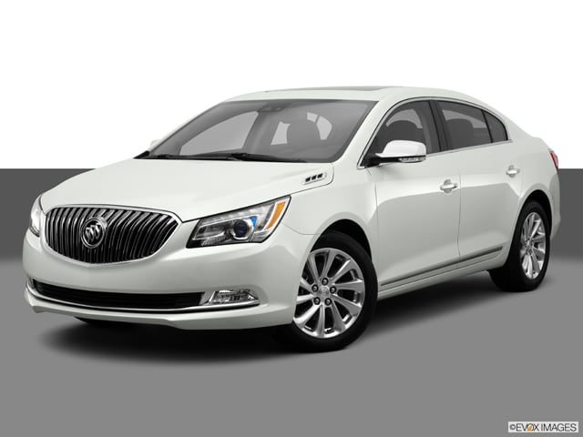 Photo Pre-Owned 2014 Buick Lacrosse Leather in Schaumburg, IL, Near Palatine