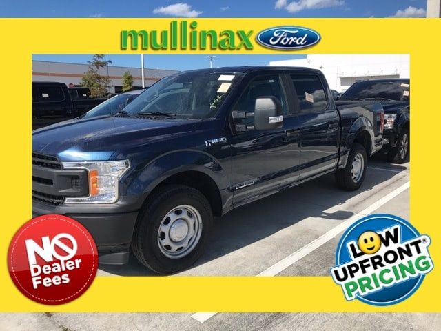 Photo Used 2018 Ford F-150 XL Diesel W Back UP Camera, Power Equipment Truck SuperCrew Cab V-6 cyl in Kissimmee, FL