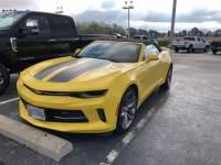 2017 Chevrolet Camaro 1LT Convertible V6 DI