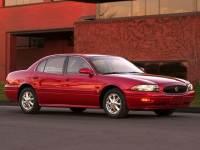 Used 2005 Buick LeSabre Custom Sedan