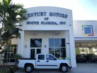 2008 Chevrolet Colorado LT w/1LT 2.9L 4 Cylinder 4 Door Cloth CD Cruise