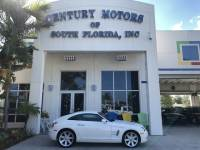 2006 Chrysler Crossfire Limited Coupe Automatic Leather Heated Seats