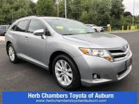 Used 2015 Toyota Venza LE SUV All-wheel Drive in Auburn, MA
