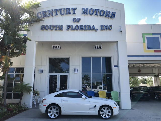 Photo 2006 Chrysler Crossfire Limited Coupe Automatic Leather Heated Seats