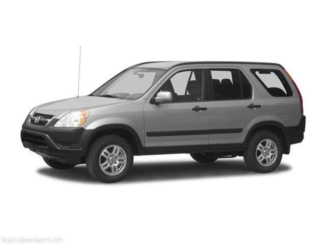 Photo Used 2003 Honda CR-V EX SUV
