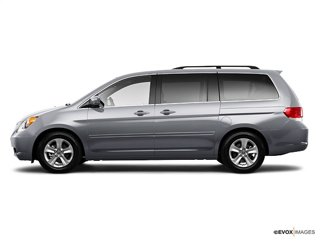 Photo Used 2010 Honda Odyssey Touring Van
