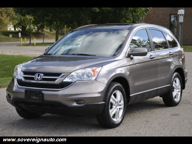 Photo 2011 Honda CR-V EX-L for sale in Flushing MI