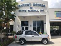 2005 Ford Explorer XLT Clean CarFax Leather 4.0L V6 CD Cruise