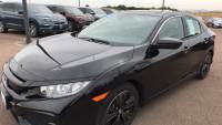 Certified Pre-Owned 2017 Honda Civic EX in Great Falls, MT