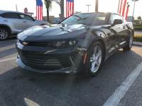 Used 2017 Chevrolet Camaro LT Coupe in Miami