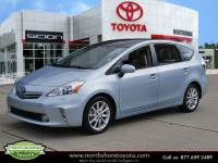 Used 2012 Toyota Prius V 5dr Wgn Five