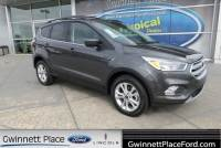 Used 2018 Ford Escape SE SUV I-4 cyl For Sale in Duluth