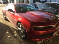 Pre-Owned 2014 Chevrolet Camaro LT Rear Wheel Drive Coupe
