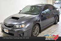 2011 Subaru Impreza WRX WRX Limited 4dr Sedan