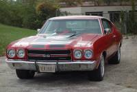 1970 Chevrolet Chevelle -SS LS6 STYLE- CHEVELLEBRATION BEST IN SHOW WINNER- SEE VIDEO