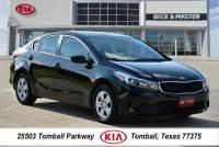 2018 Kia Forte LX Sedan near Houston in Tomball, TX