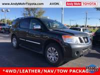 Pre-Owned 2015 Nissan Armada Platinum 4WD 4D Sport Utility
