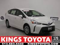 Certified Pre-Owned 2017 Toyota Prius v Two Station Wagon in Cincinnati, OH