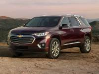 Certified Pre-Owned 2018 Chevrolet Traverse Premier AWD