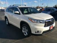 Certified Used 2014 Toyota Highlander Limited SUV in Appleton
