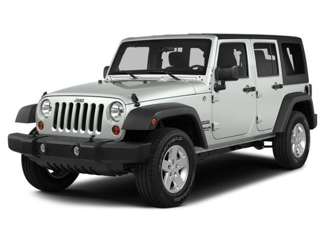 Photo Used 2015 Jeep Wrangler Unlimited Sport 4WD Sport For Sale in New London  Near Norwich, CT