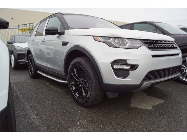 Photo New 2019 Land Rover Discovery Sport DISCOVERY SPT H Four Wheel Drive 4 Door