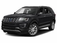 Certified Used 2017 Ford Explorer Limited Sport Utility 4 4WD in Tulsa