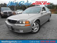 2000 Lincoln LS V6 Automatic