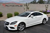Pre-Owned 2015 Mercedes-Benz CLS CLS 400 4MATIC® Coupe