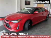 Certified Pre-Owned 2015 Scion tC 4-CYL 2DR COUPE FWD 2dr Car