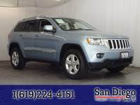 Certified 2013 Jeep Grand Cherokee Laredo SUV in San Diego