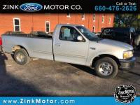 1997 Ford F-150 Reg. Cab Long Bed 2WD