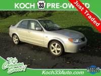 Pre-Owned 2002 Mazda Protege DX FWD 4D Sedan