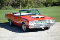 1968 Dodge Dart -CONVERTIBLE-GT-NEW INTERIOR-HEMI ORANGE-AWESOME MOPAR-RARE- SEE VIDEO