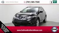 Certified Pre-Owned 2014 Nissan Murano Platinum SUV For Sale in Kingston, MA