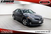 Certified Used 2014 Toyota Camry I4 Automatic SE in El Monte