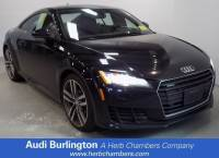 2016 Audi TT 2.0T Coupe in Burlington MA