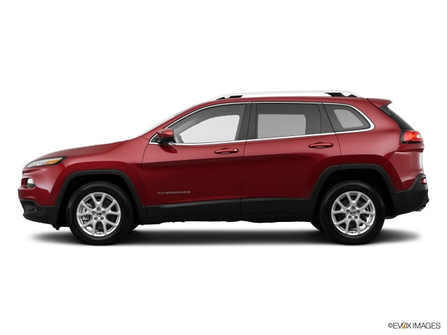 Photo Used 2015 Jeep Cherokee LATITUDE SUV for sale in Barstow CA