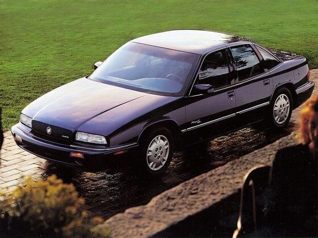 Photo 1995 Buick Regal Custom Sedan in Spartanburg