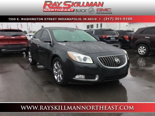 Photo Pre-Owned 2012 Buick Regal 4dr Sdn Turbo Premium 2 FWD 4dr Car