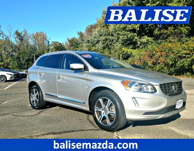 Photo Used 2015 Volvo XC60 T6 for Sale in West Springfield, MA