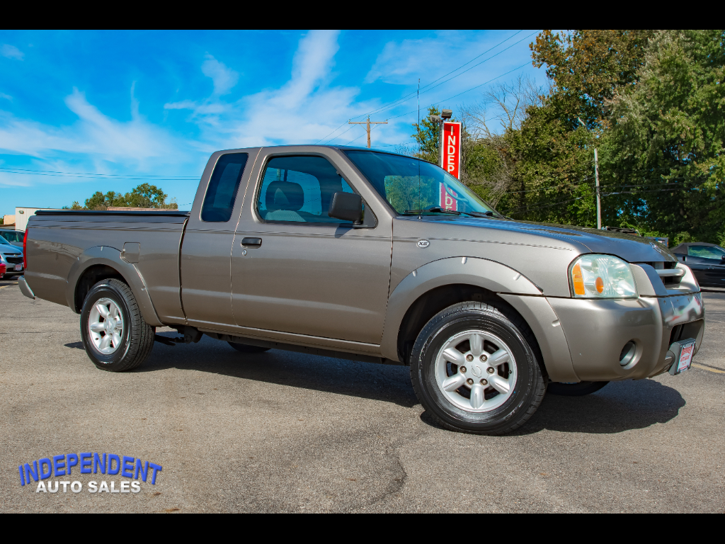 Photo 2003 Nissan Frontier 2WD XE King Cab