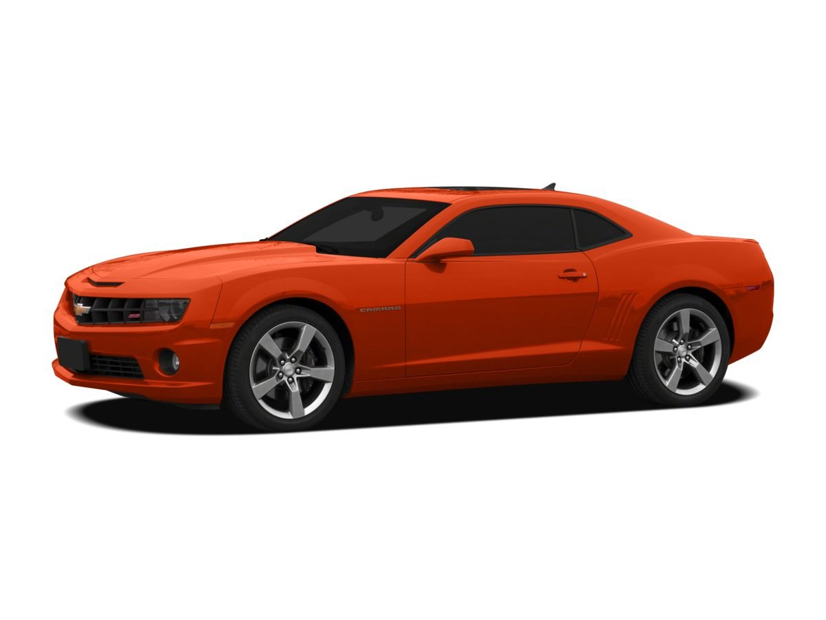 Photo Pre-Owned 2010 Chevrolet Camaro SS 6-Speed Manual Sport Coupe