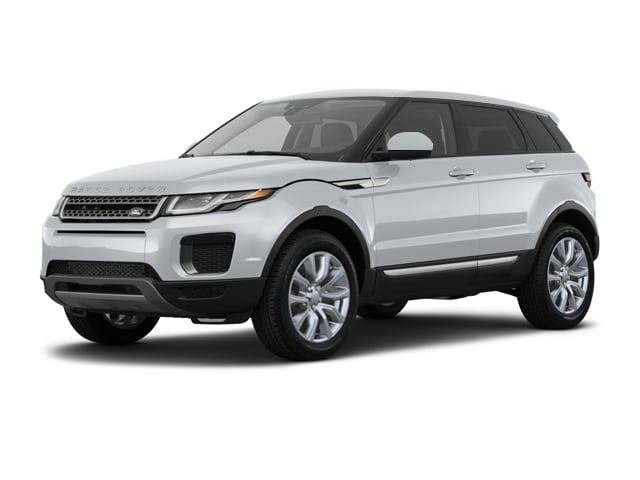 Photo 2018 Land Rover Range Rover Evoque SE Long Beach, CA