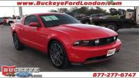 2010 Ford Mustang GT Premium Coupe V8