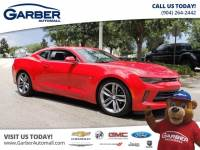 Pre-Owned 2018 Chevrolet Camaro 1LT W/RS Package + Sunroof RWD Coupe