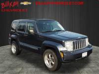 Pre-Owned 2008 Jeep Liberty Limited 4WD 4x4 Limited 4dr SUV